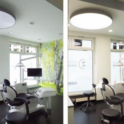 Dentalhygiene. Behandlungsraum/ Treatment room
